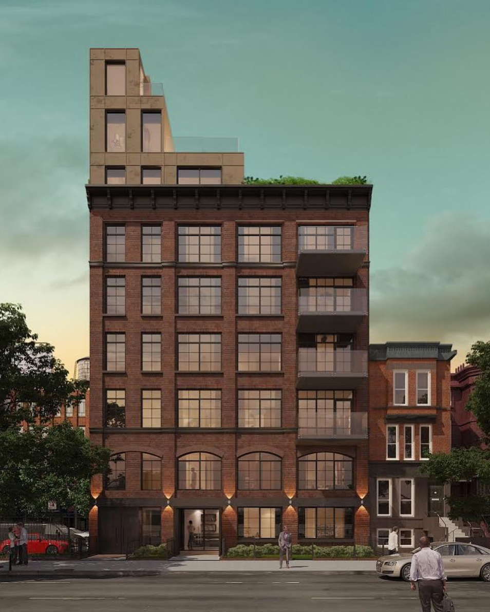The Parkmor Harlem Architecture by Meshberg Group