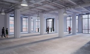 475 Kent Ave Brooklyn Retail Commercial Interior Architecture Meshberg Group