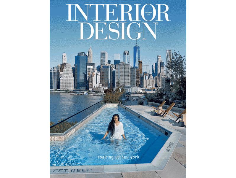 Interior Design Magazine Power Grid 100 September 2017