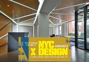 Interior Design NYCxDesign Awards 2017Residential Lobby by Meshberg Group