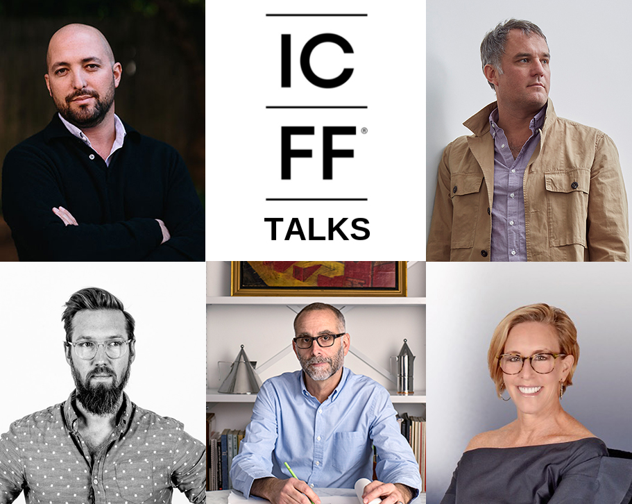 ICFF TALKS NYC 2019 Meshberg Group