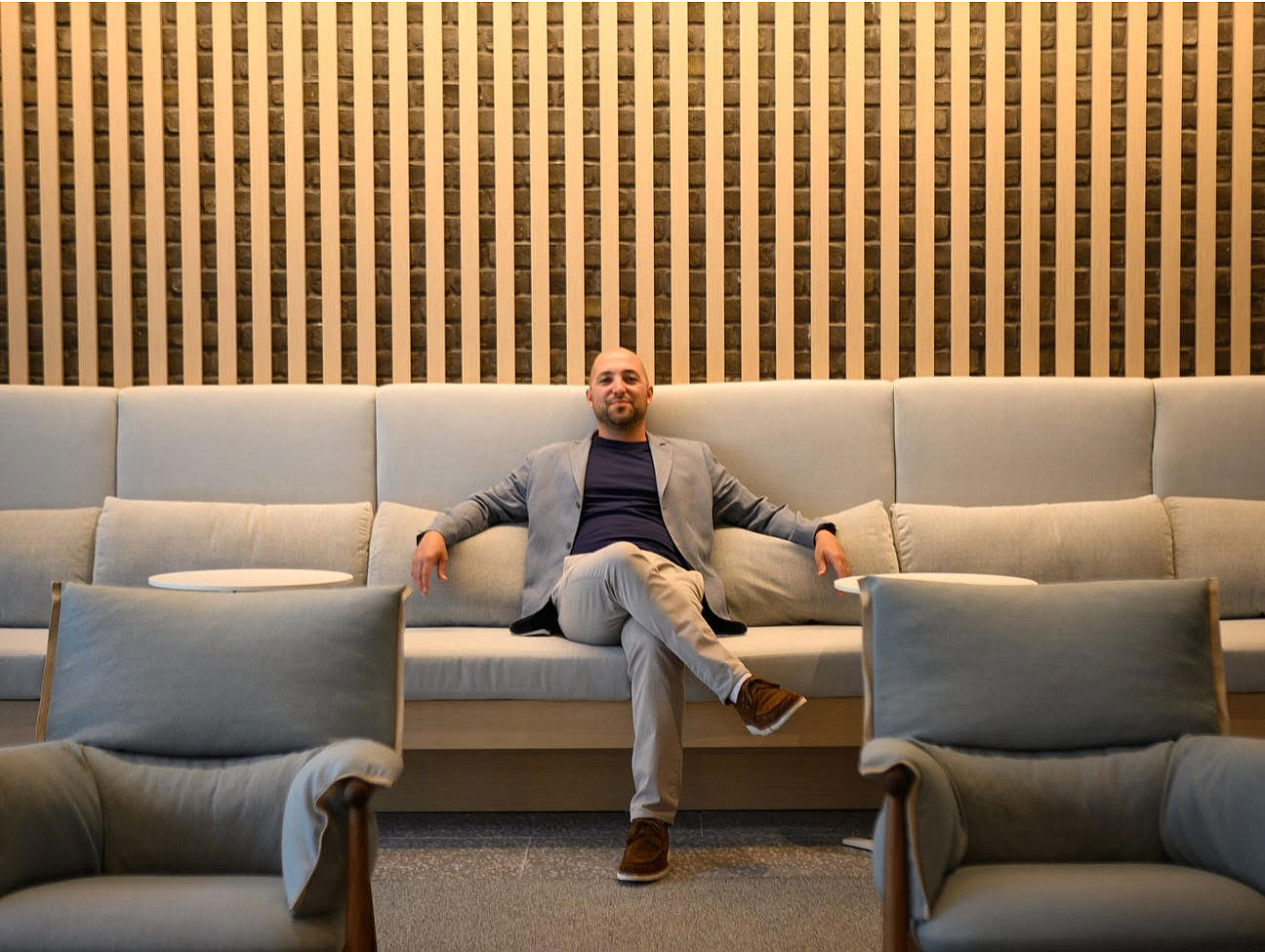 Architect and Designer Adam Meshberg on Business Insider
