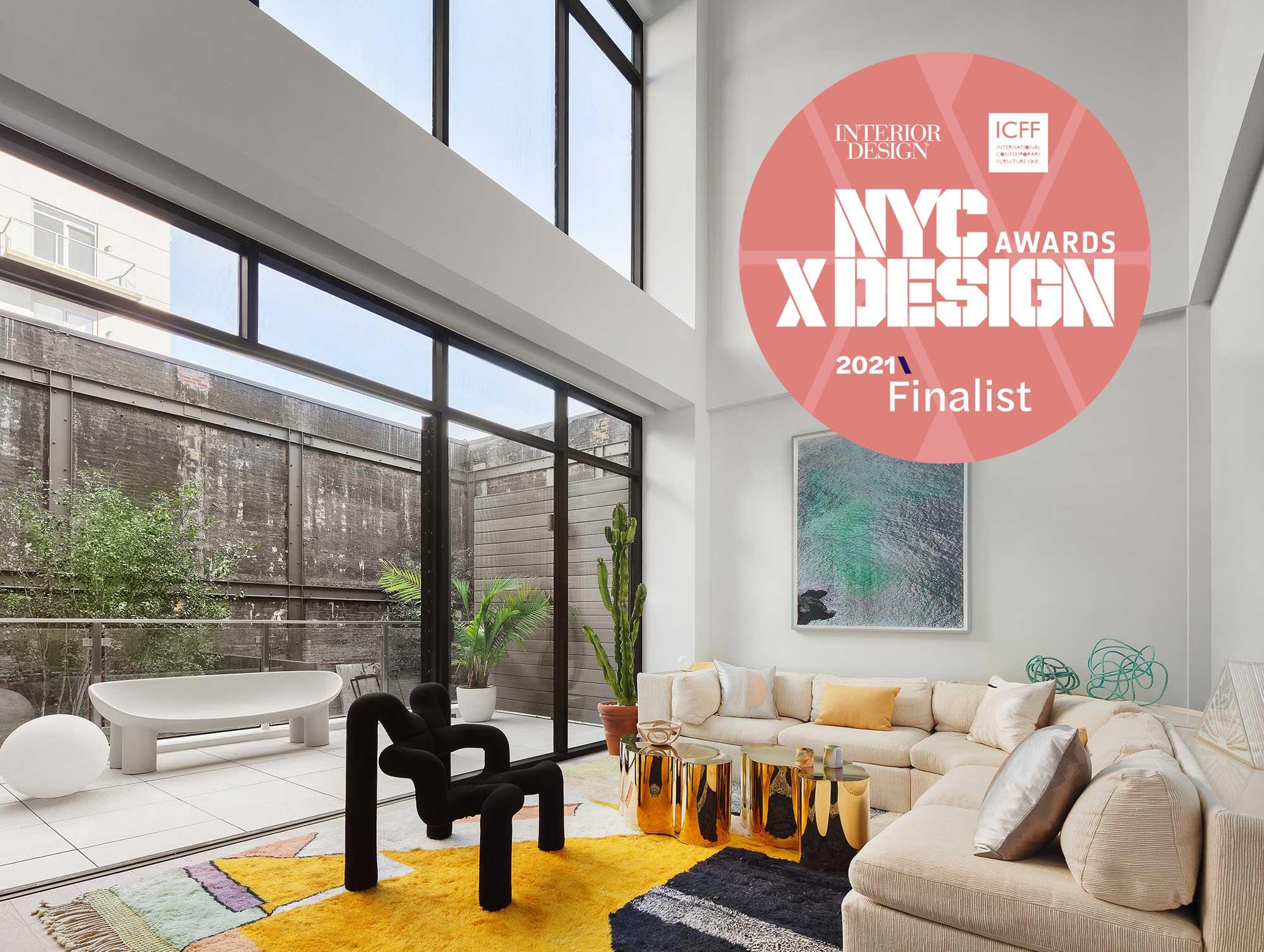 NYCXDESIGN Award Small Multi Unit Housing Finalist