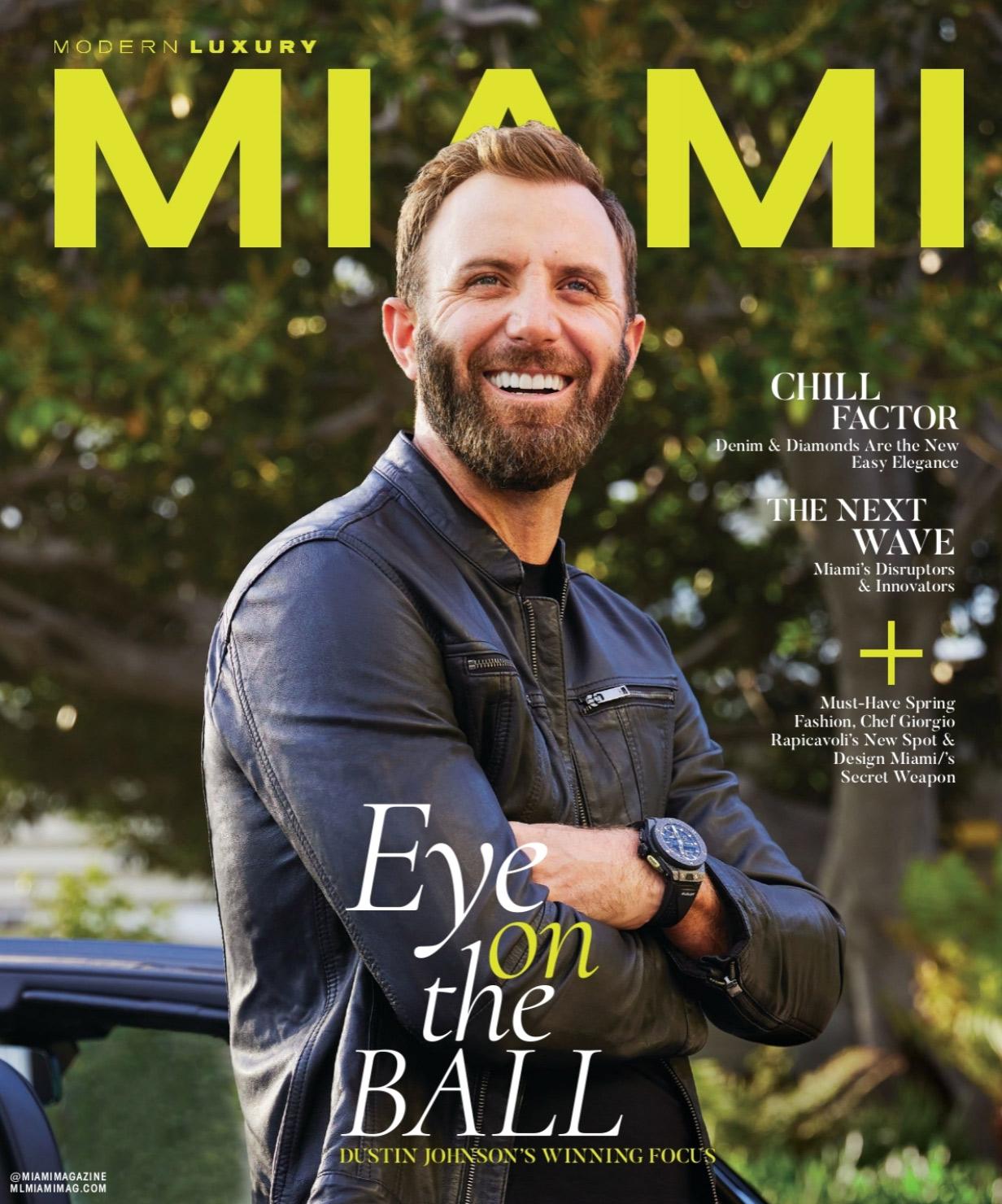 Miami Magazine Modern Luxury Miami's Disruptors and Innovators